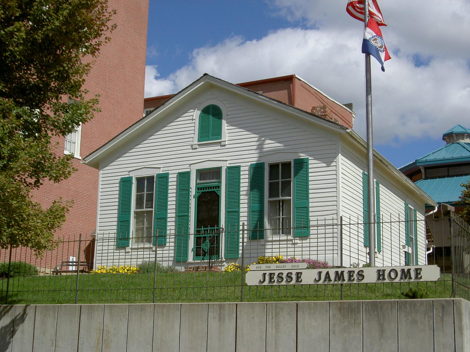 Jesse James House