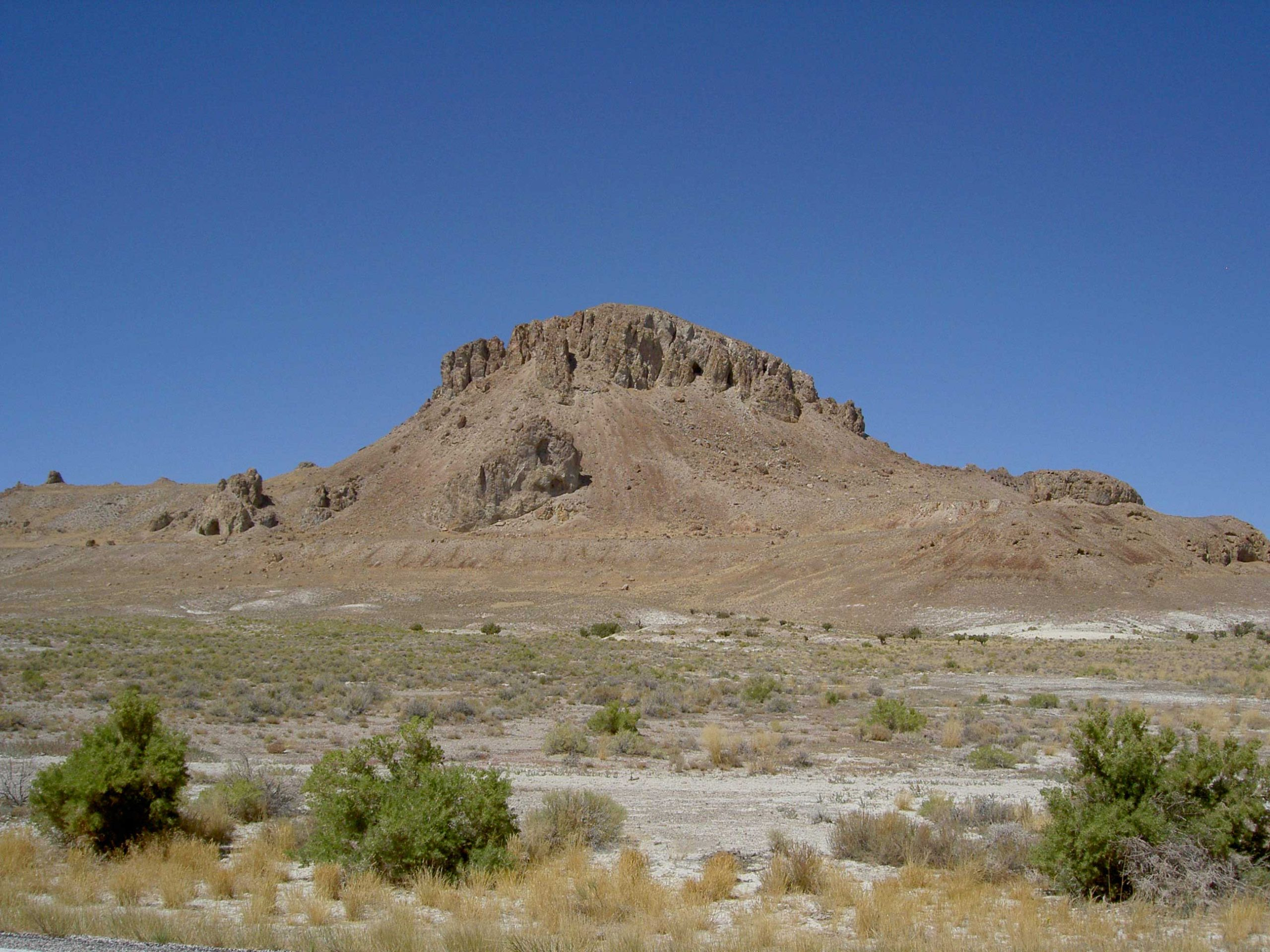 West of the Great Salt Lake near the Humboldt River