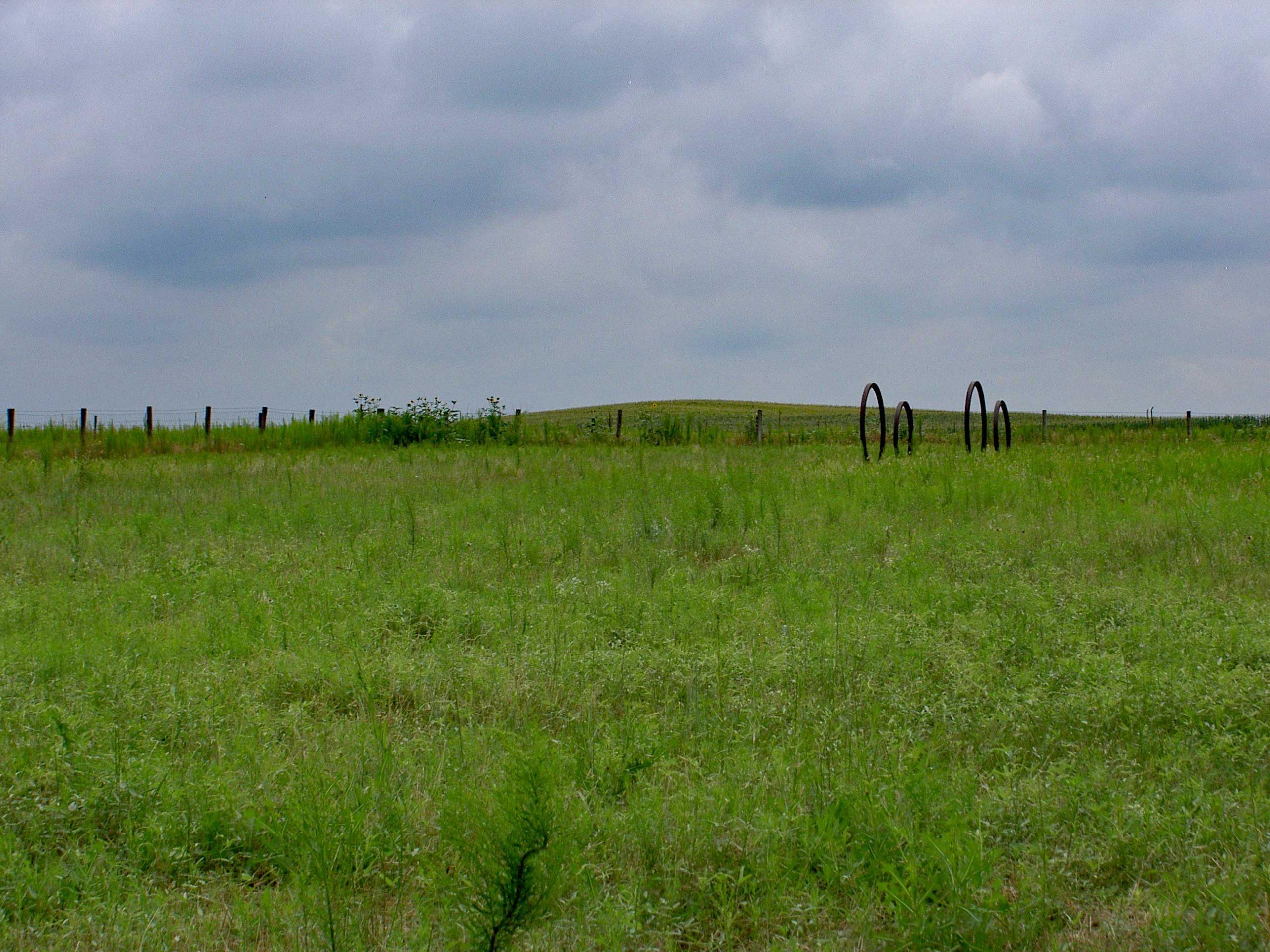 Trail Ruts at Sutherland, Nebraska