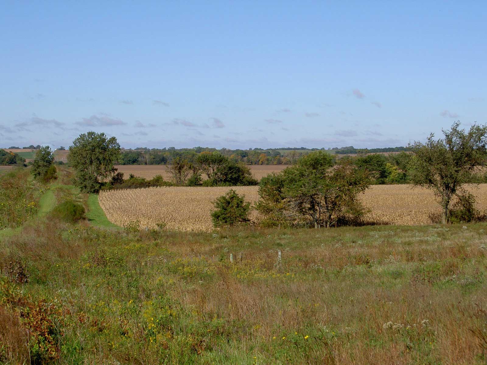 Near Kellerton, Iowa