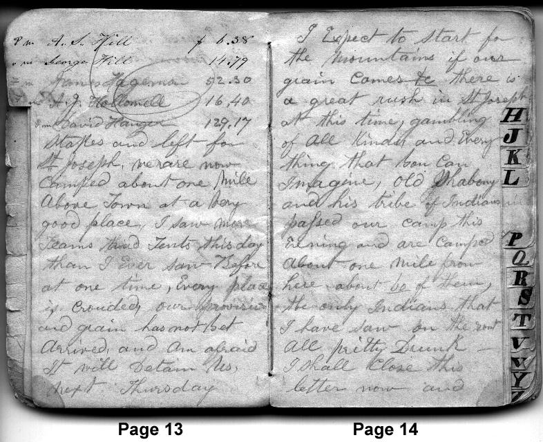Date ??, 1850