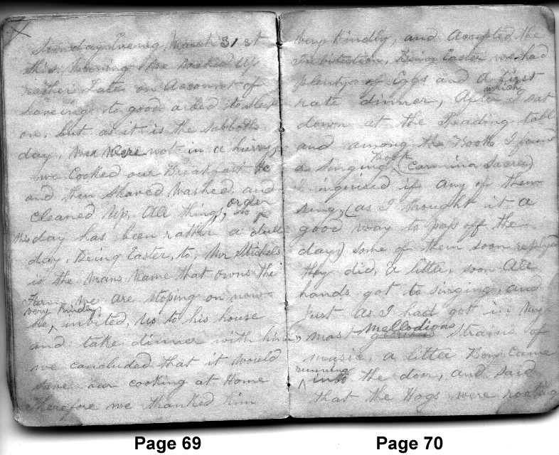 March 31, 1850