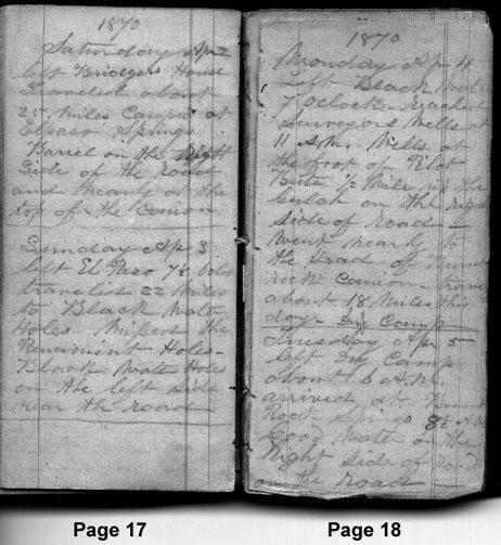 April 2, 1870 - April 4, 1870