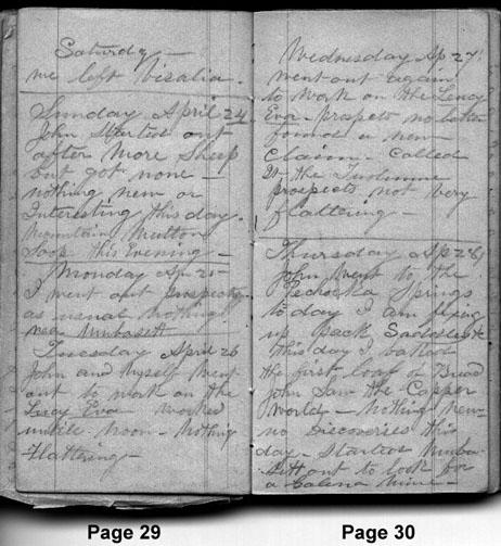 April 24, 1870 - April 28, 1870