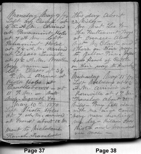 May 9, 1870 - May 11, 1870