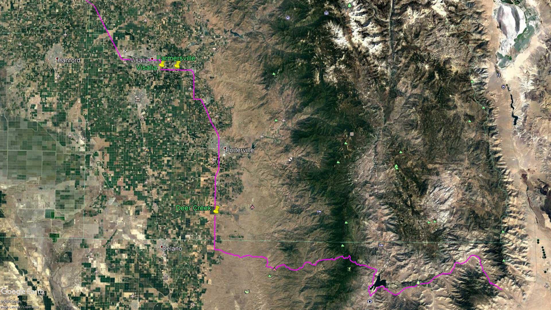 May 14, 1870 - The San Joaquin Valley