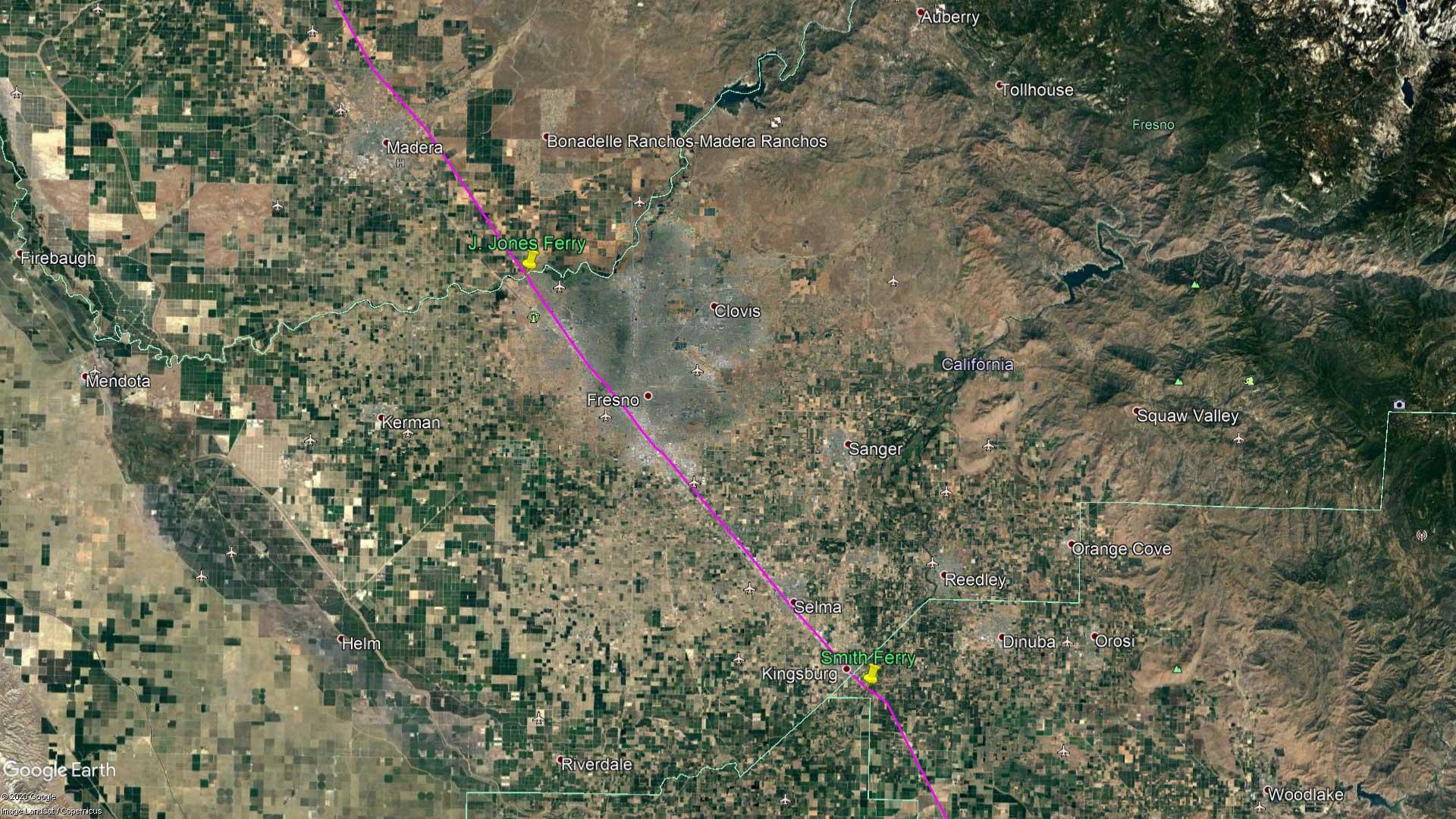 May 17, 1870 - The San Joaquin Valley