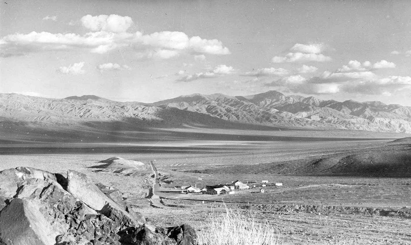 Panamint Valley looking east